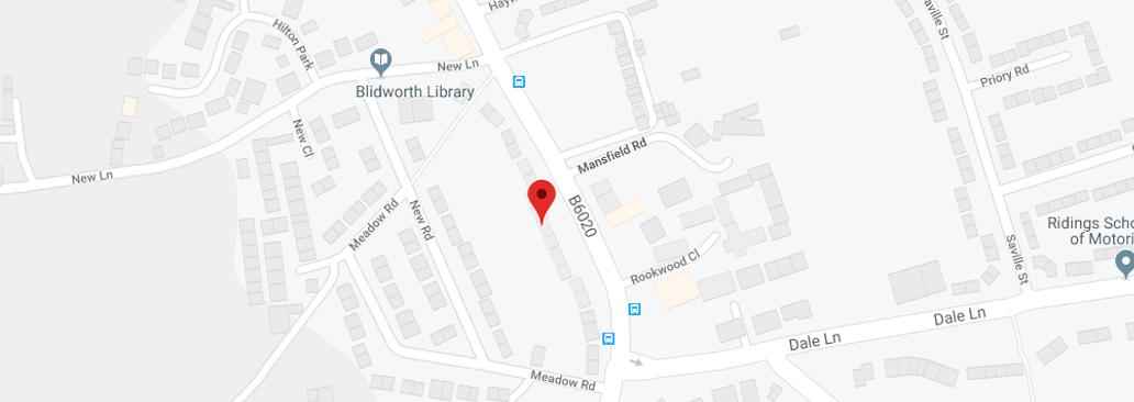 Hatzfeld House Map