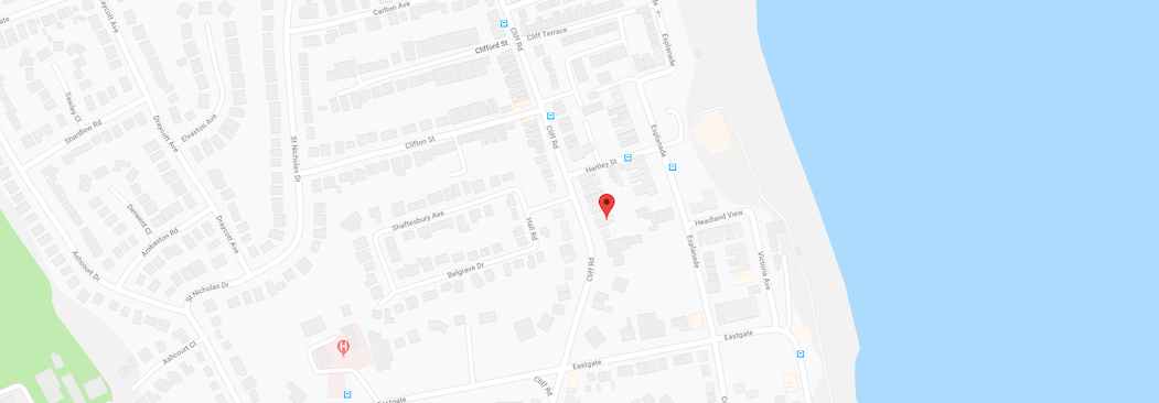 google maps location visual